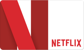 Germany: Netflix Gift Cards