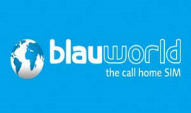 Blau World Recharge en ligne
