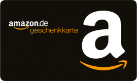 Amazon 15 EUR Prepaid Credit Recharge