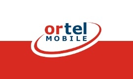 Ortel Mobile 10 EUR Recharge du Cr